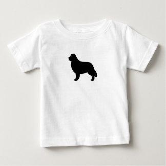 Newfoundland Silhouette Baby T-Shirt