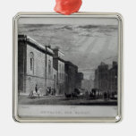 Newgate prison and the Old Bailey Christmas Ornament