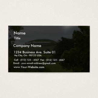 Newgrange Passage Tomb Business Card