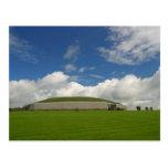 Newgrange Passage Tombs Dolmens Postcard