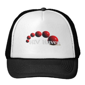 newhivhaven trucker hat