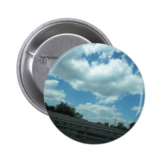 NEWJERSEY USA LANDSCAPE SKY GIFTS CHERRYHILL 6 CM ROUND BADGE