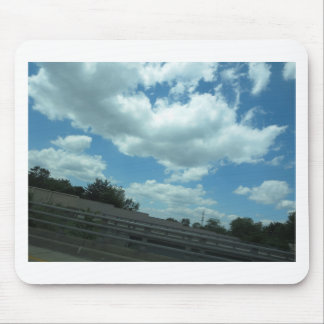 NEWJERSEY USA LANDSCAPE SKY GIFTS CHERRYHILL MOUSE PAD