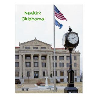 Newkirk 2 postcard