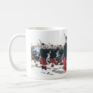 NewLondon, We Play So Kids Can Basic White Mug