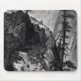 Newly Discovered Mines in the Rocky Mountains Mouse Mat