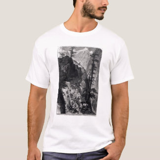 Newly Discovered Mines in the Rocky Mountains T-Shirt
