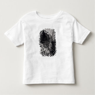 Newly Discovered Mines in the Rocky Mountains Toddler T-Shirt