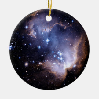 Newly Forming Stars Christmas Ornament