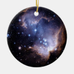 Newly Forming Stars Christmas Tree Ornament