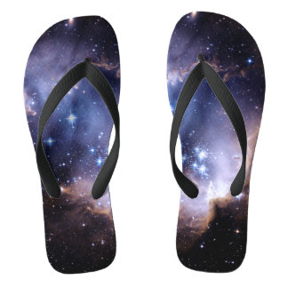 Newly Forming Stars Flip Flops