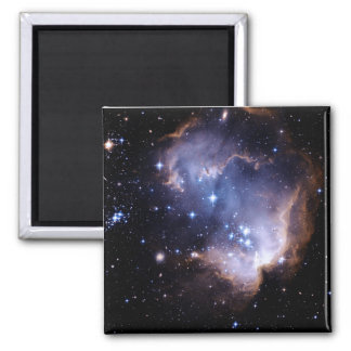 Newly Forming Stars Refrigerator Magnet