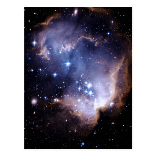 Newly Forming Stars Postcard
