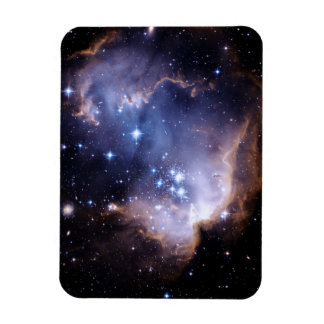 Newly Forming Stars Rectangular Photo Magnet