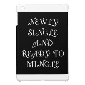 Newly Single and Ready to Mingle - 3 - White Case For The iPad Mini