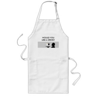 Newly Wed Bartender's Apron