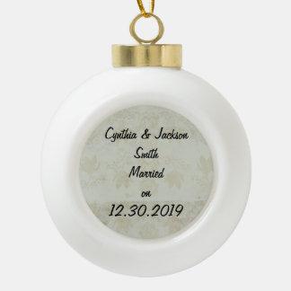 Newlywed Ornament