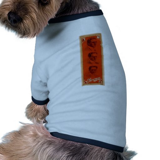 NewMann, 'The Great' Vintage Theater Dog Clothing