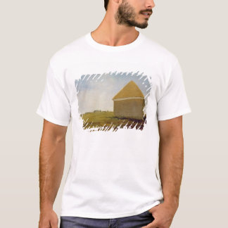 Newmarket Heath, with a Rubbing-Down House, c.1765 T-Shirt