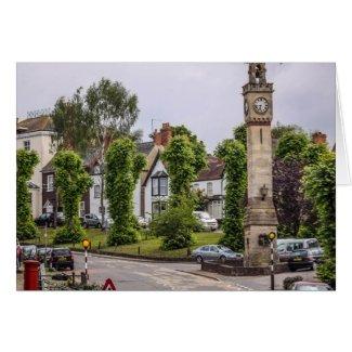 Newnham On Severn Card