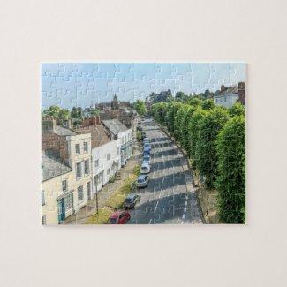 Newnham On Severn Jigsaw Puzzle