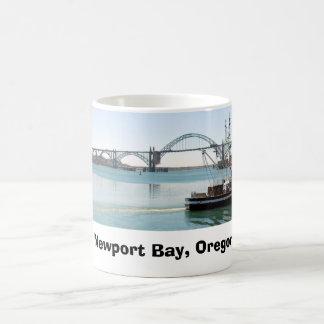 Newport Bay, Oregon Mug