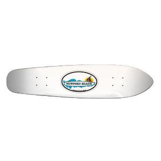 Newport Beach. 19.7 Cm Skateboard Deck