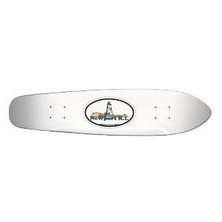 Newport Beach. 21.6 Cm Skateboard Deck