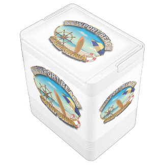 Newport Beach, California Igloo Cool Box