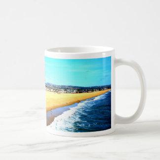 Newport Beach California ocean picture Coffee Mug