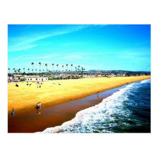Newport Beach California ocean picture Postcards