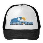Newport Beach. Cap