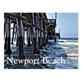 Newport Beach - Postcard