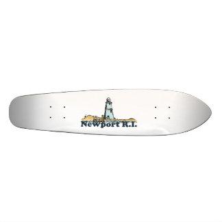 Newport Beach. Skate Board Deck