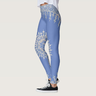 Newport Blue Leggings