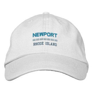 NEWPORT cap