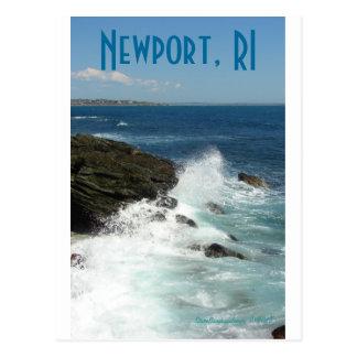 Newport Coast Post Card