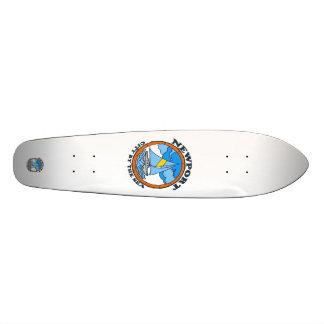 Newport. Custom Skateboard