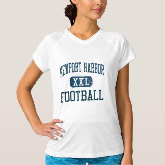 Newport Harbor Sailors Football T-shirt