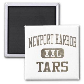 Newport Harbor Tars Athletics Fridge Magnets