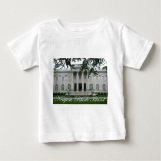 Newport Mansion Baby T-Shirt