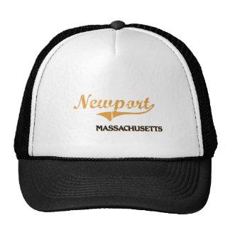 Newport Massachusetts Classic Hats