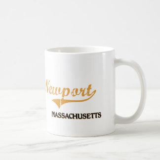 Newport Massachusetts Classic Coffee Mug