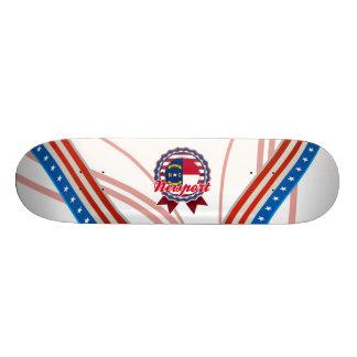Newport, NC Skateboard