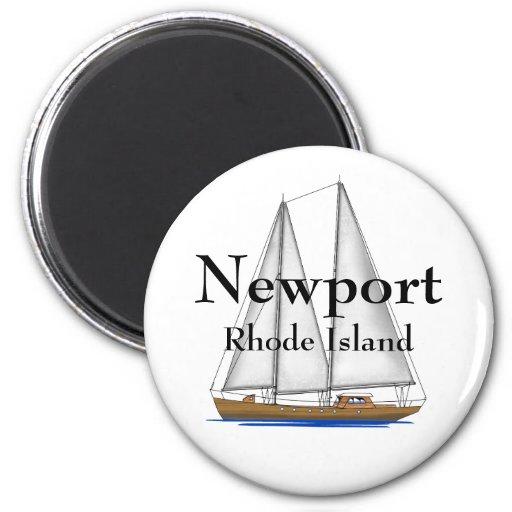 Newport Rhode Island Magnet