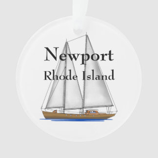 Newport Rhode Island Ornament