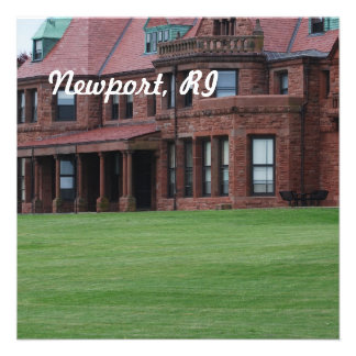 Newport RI Personalized Invitations