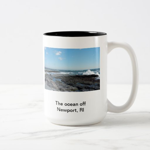 Newport, RI Coffee Mug
