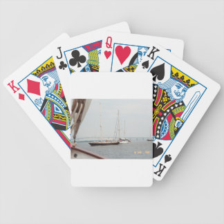 Newport RI Bicycle Playing Cards