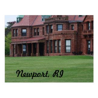 Newport, RI Postcard